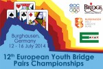 EUROPEAN YOUTH PAIRS CHAMPIONSHIP 2014